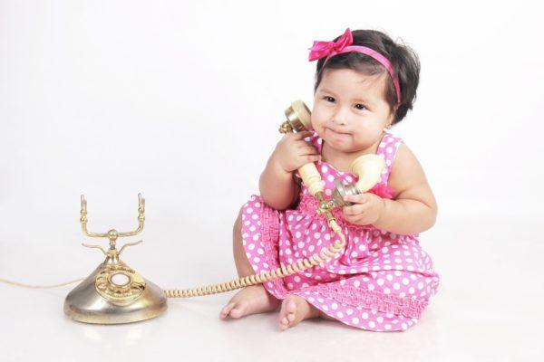 Les jeunes enfants sont-ils en retard pour le langage ?