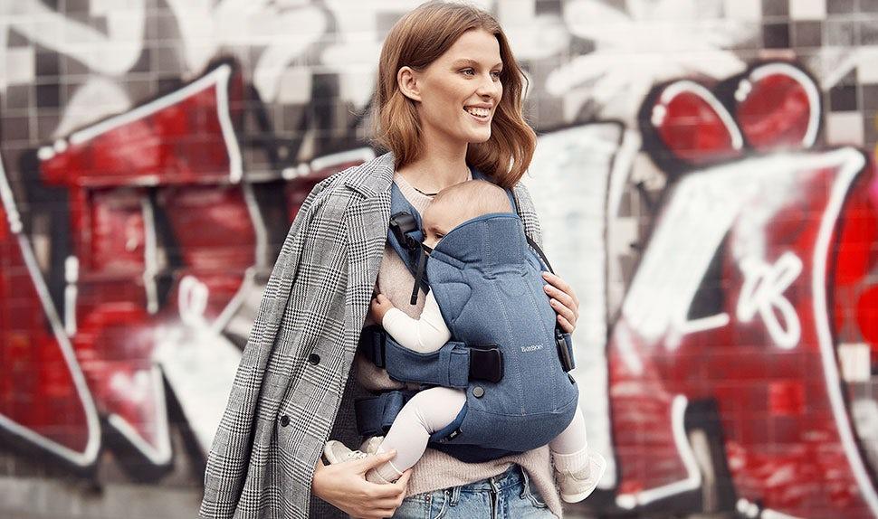 Nouveau porte-bébé BabyBjörn Carrier One (et One Air)