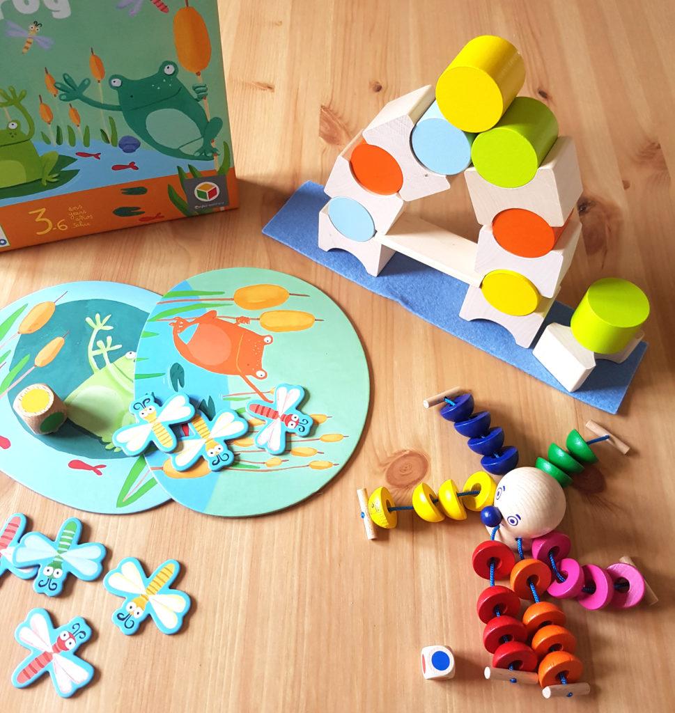 Petit Sioux : commandez votre Box Jouets pour enfant